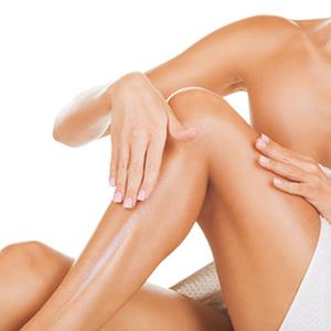 depilazione inguine e gambe